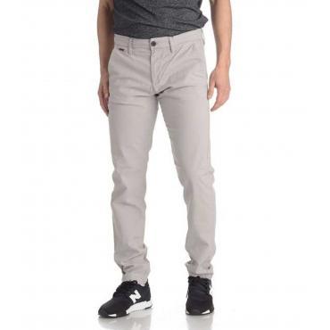 Pantaloni GUESS modello chino skinny da uomo rif. M81B26W9N20