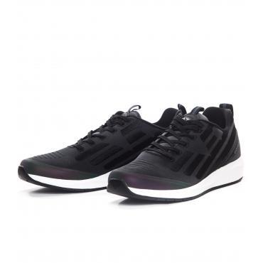 Scarpe Sneakers Emporio Armani EA7 da uomo rif. X8X031 XK054 D765