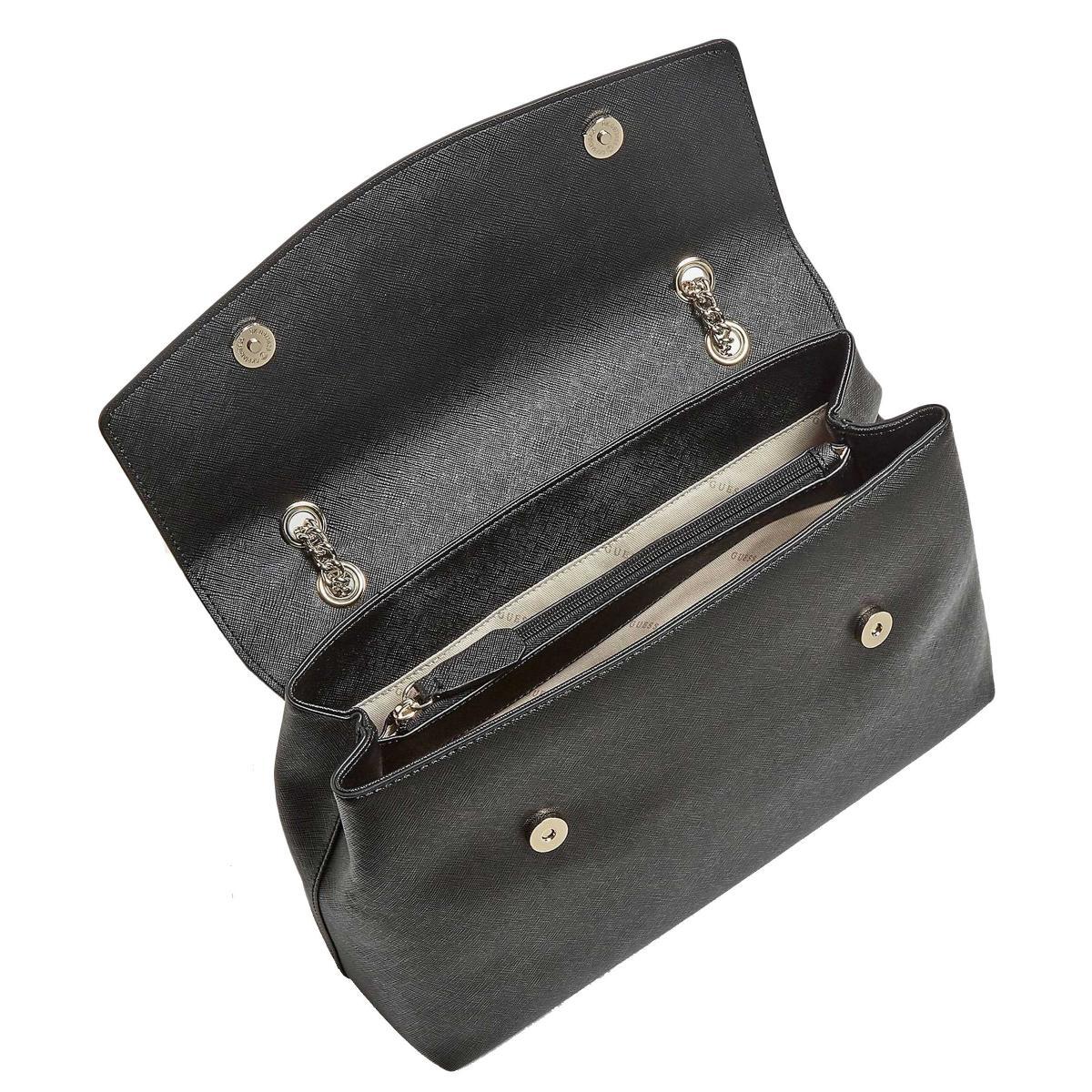 Borsa GUESS Robyn con manici a catena da donna rif. EW718020