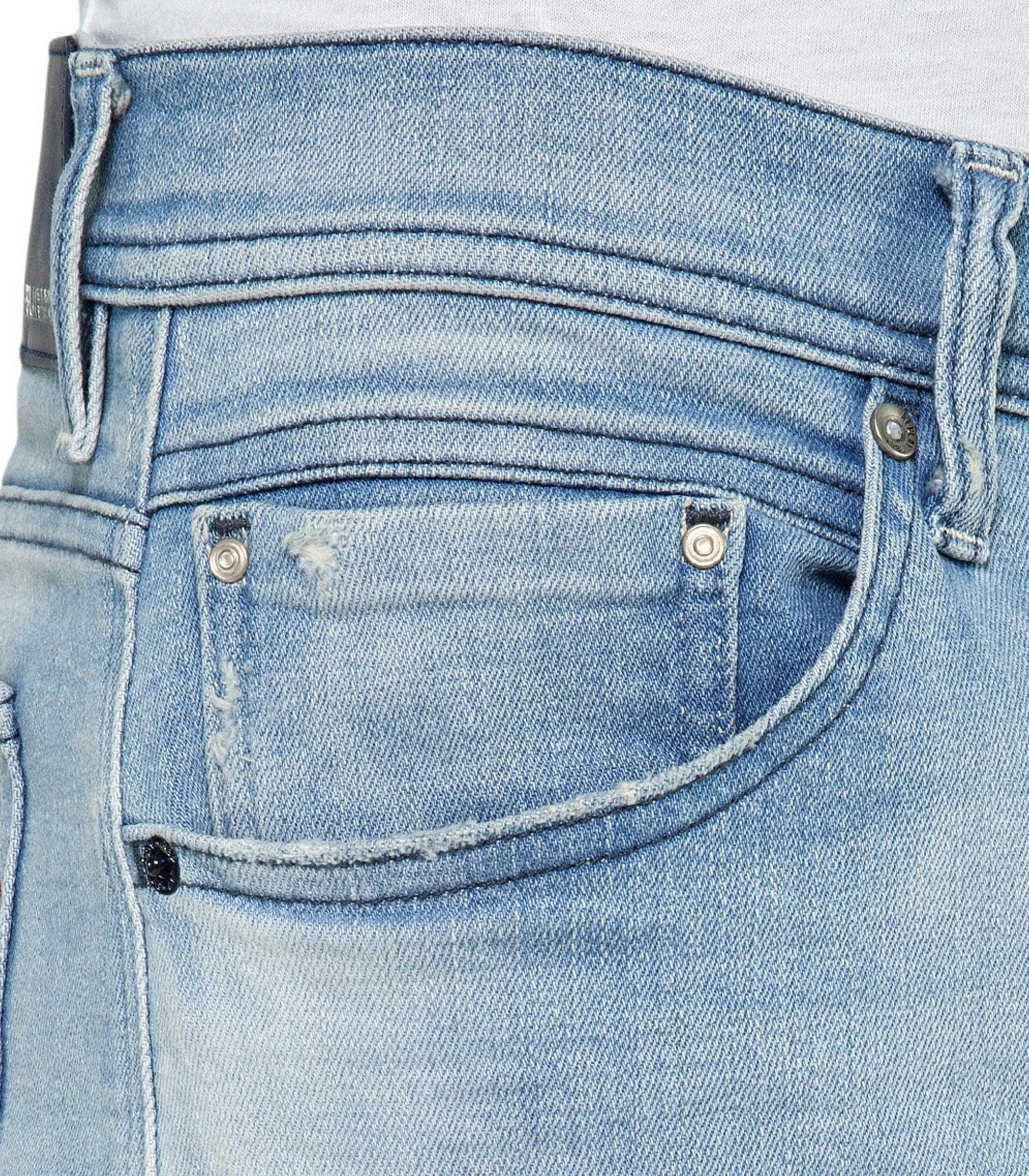 finest selection 19cf5 c55bb Jeans Pantaloni REPLAY denim cinque tasche da uomo MA931E ...