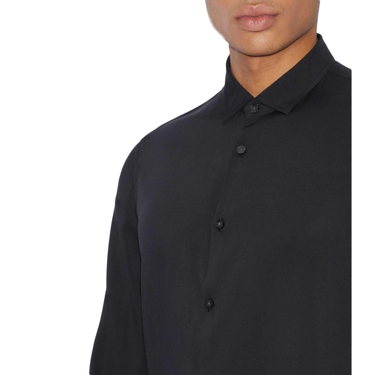 Camicia Armani Exchange slim fit da uomo rif. 3GZC03 ZNFUZ