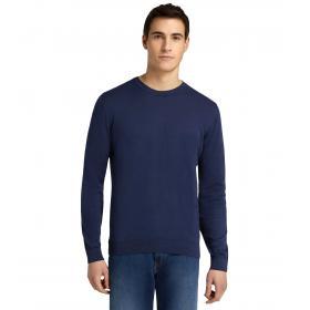 Maglioncino Pullover Trussardi regular fit in cotone da uomo rif. 52M00188 0F000313