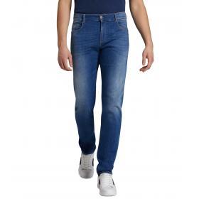 Jeans Trussardi 370 close basic in denim da uomo rif. 52J00000 1T002351