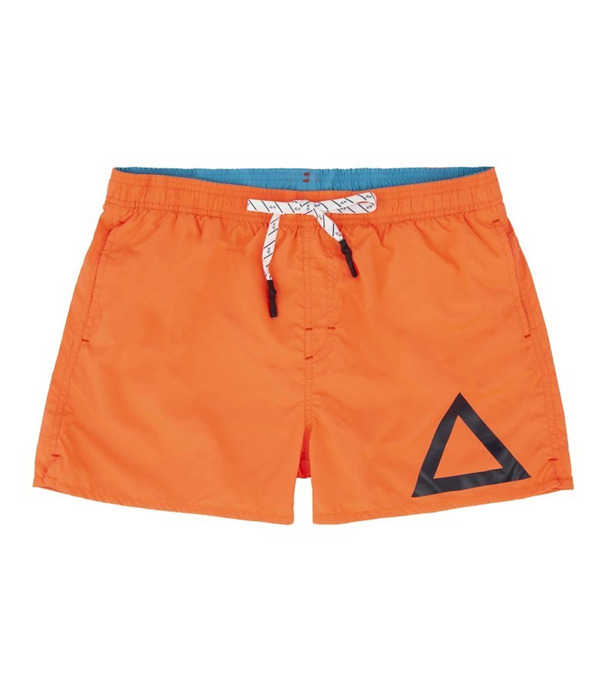 b604c168c4 Shorts Costume da bagno SUN68 con stampa da uomo rif. H19102