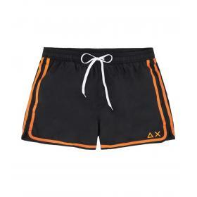 Shorts Costume da bagno SUN68 con bande laterali da uomo rif. H19103