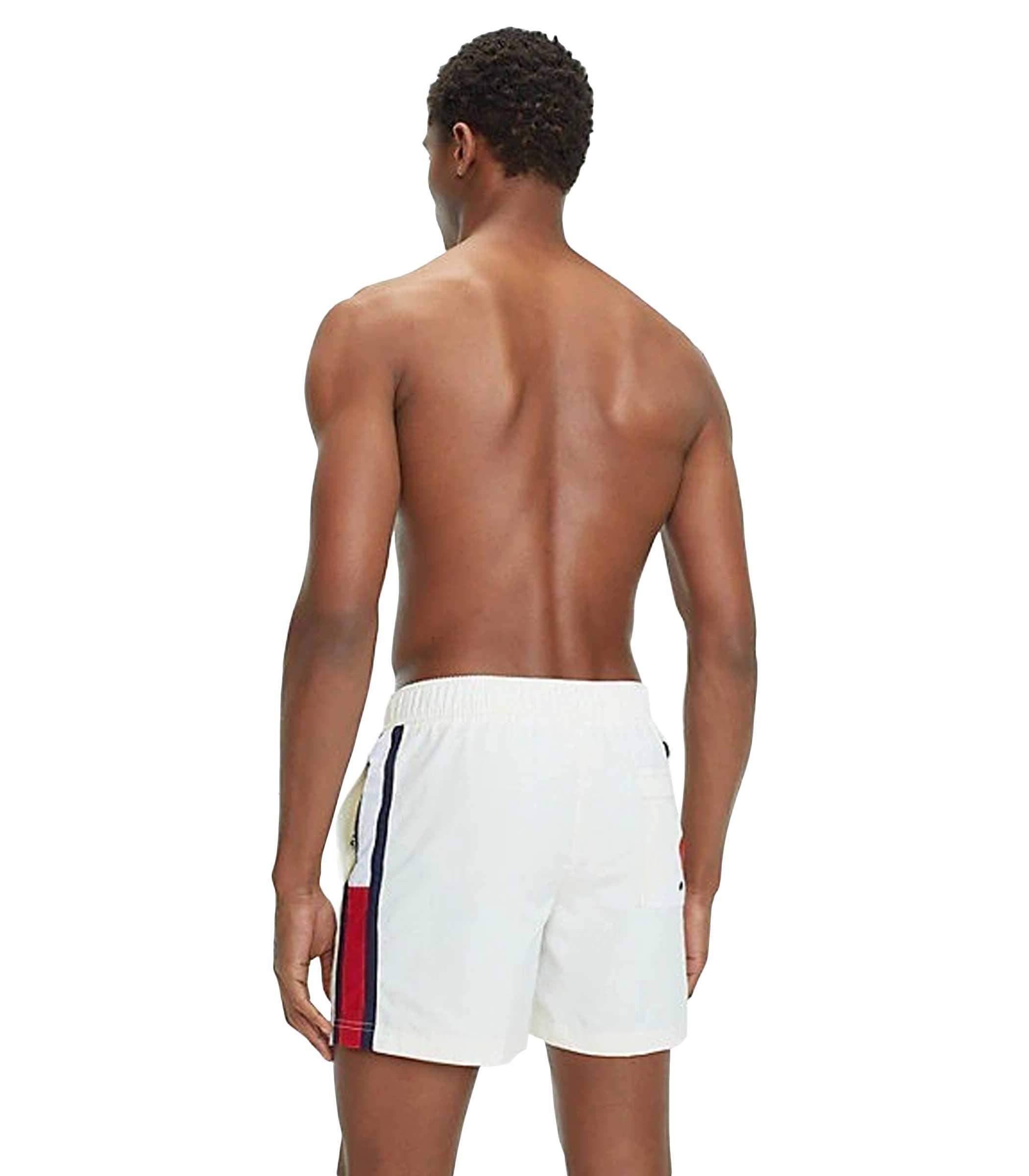 premium selection 1b533 1875d Costume Tommy Hilfiger shorts con lacci da uomo rif. UM0UM01079