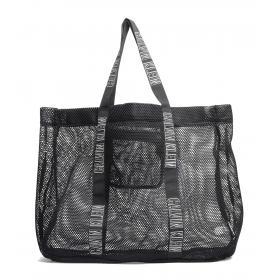 Borsa da mare Calvin Klein in rete semi-trasparente da donna rif. KW0KW00724
