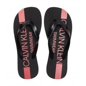 Infradito ciabatte da mare Calvin Klein Swimwear Core Icon da uomo rif. KM0KM00344