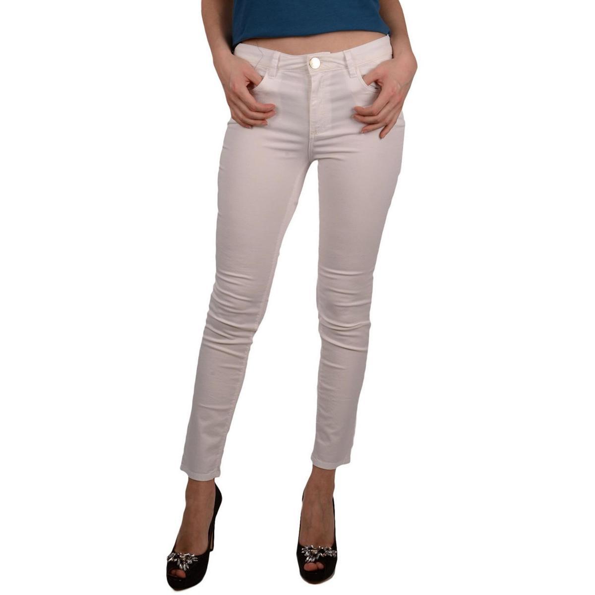 Pantaloni Trussardi regular fit da donna rif. 56J00024 1T000620