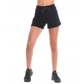 Shorts bermuda Pyrex in tuta con lacci e stampa posteriore da donna rif. 19EPB40056