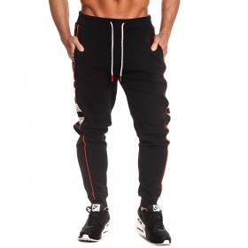 Pantaloni in tuta DOOA con bande laterali da uomo rif. PSE906D