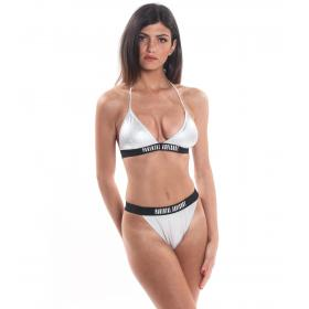 Costume Bikini 2 pezzi con top a triangolo Parental Advisory da donna rif. AD12D