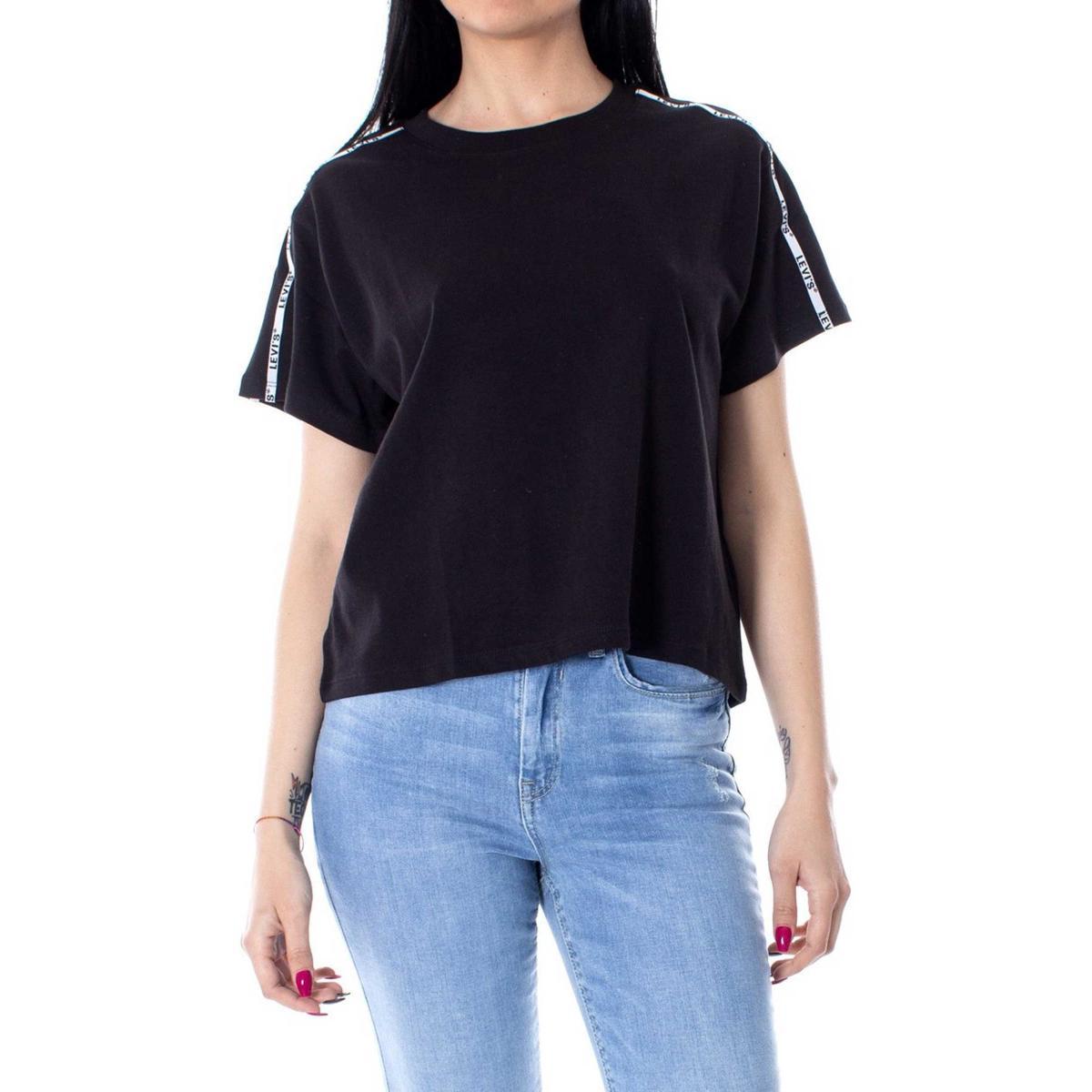 T-shirt Levi's Varsity Tee Meteorite da donna rif. 68979-0007