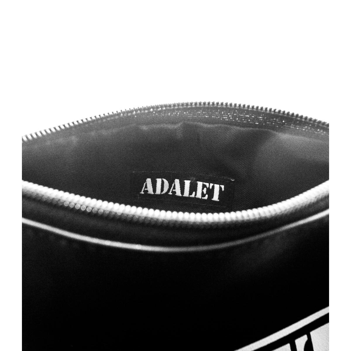 Pochette borsello ADALET in ecopelle con stampa unisex rif. AD19-020