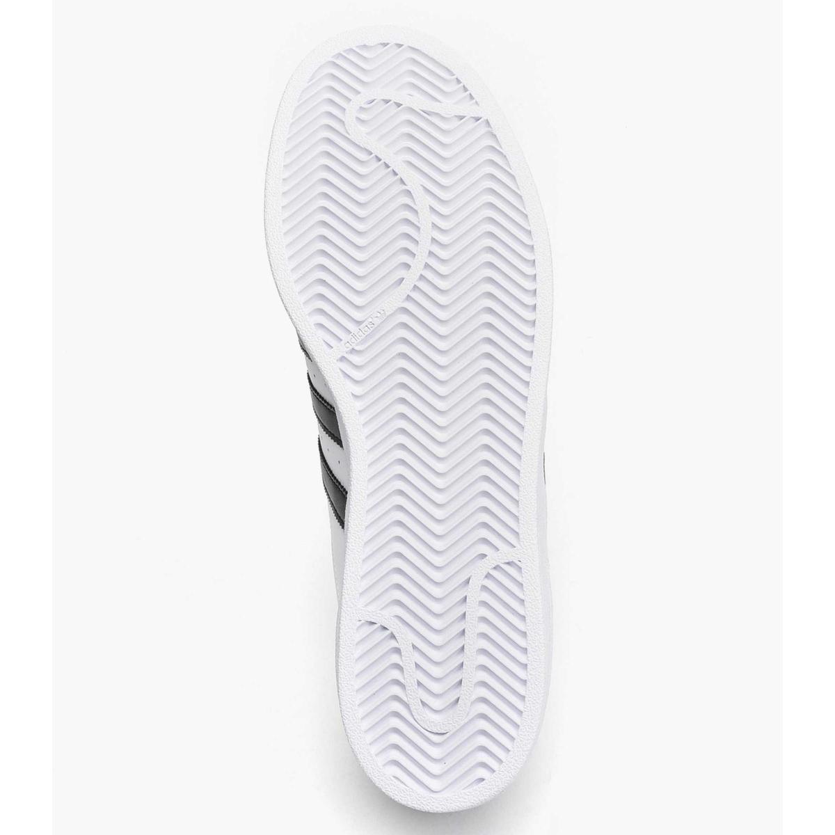 Scarpe Sneakers Adidas SUPERSTAR da uomo rif. C77124