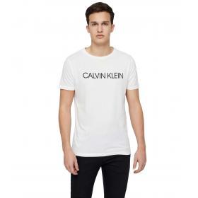 T-shirt Calvin Klein Swimwear con stampa da uomo rif. KM0KM00328