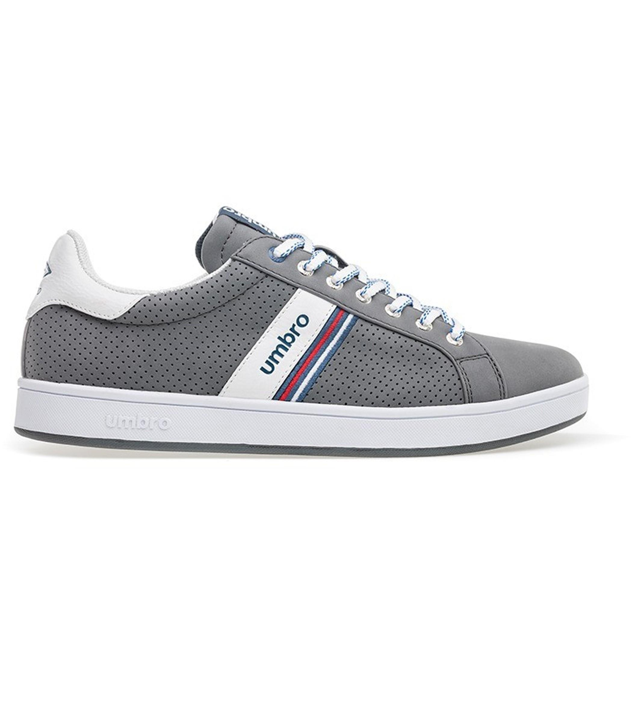 separation shoes 0a3c1 9f1e7 Scarpe Sneakers Umbro Chelsea Nbk da uomo grigio o ghiaccio ...