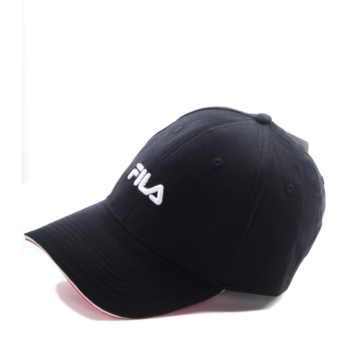 Cappello FILA regolabile con visiera con logo unisex rif. AX00384