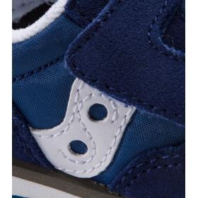 Scarpe Sneakers Saucony Baby Jazz HL Cobalt da bambino rif. ST35410A
