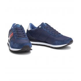 Scarpe Sneakers Tommy Hilfiger Lifestyle con dettagli in rilievo da uomo rif. EM0EM00338
