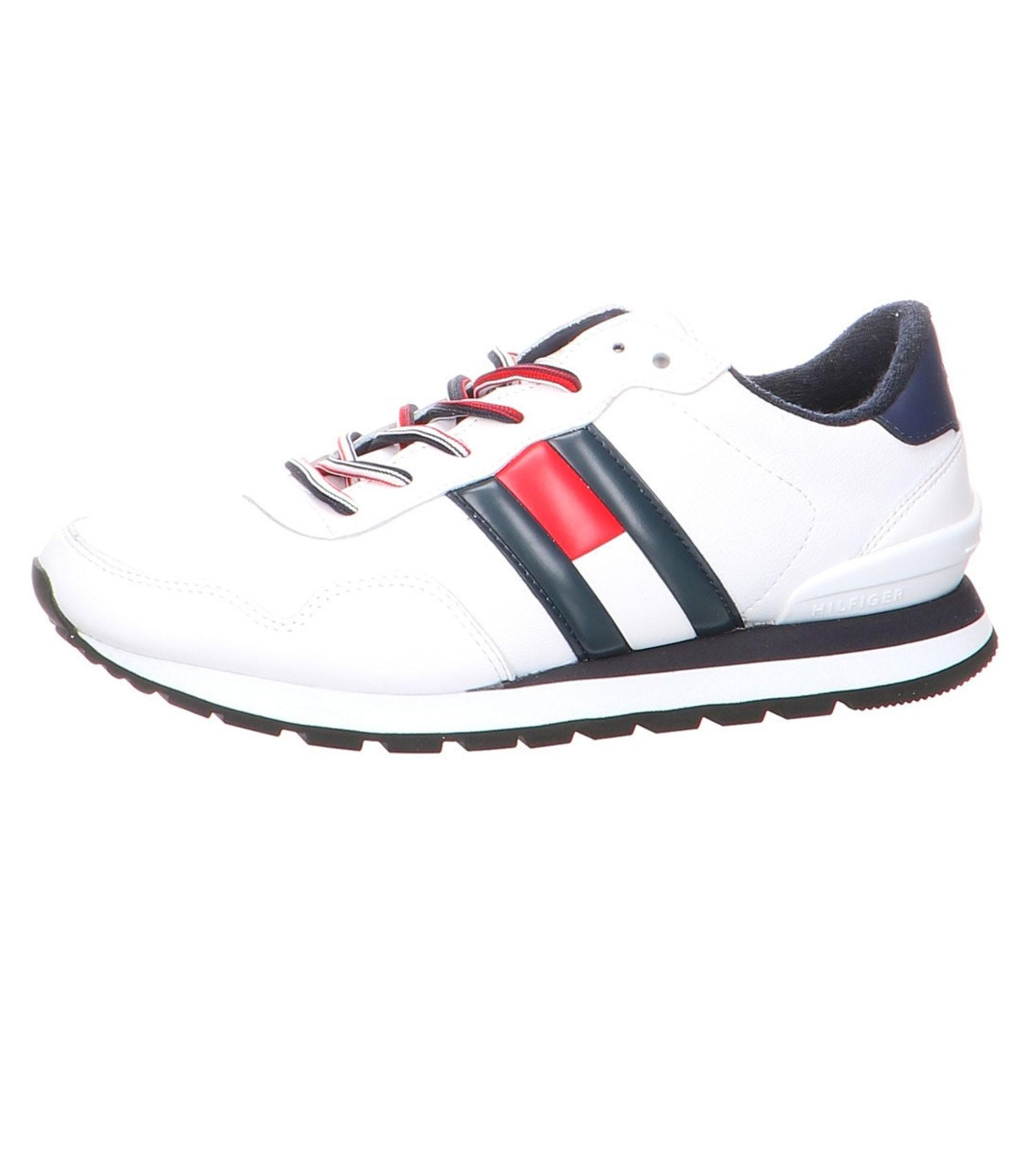 scarpe sneakers uomo tommy hilfiger original