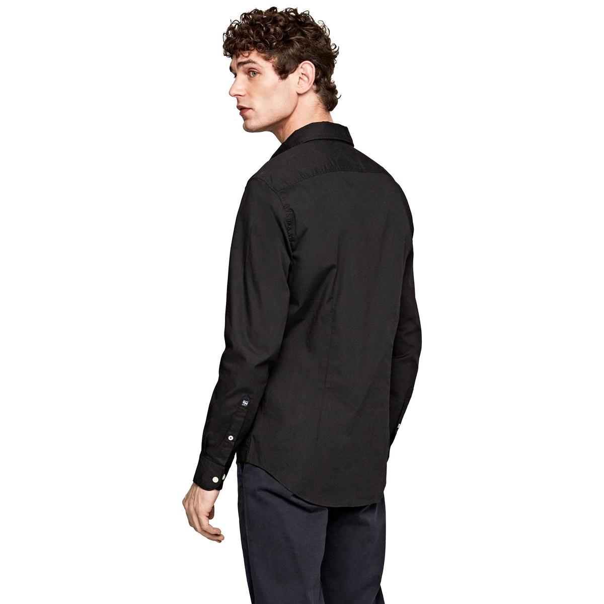 Camicia Pepe Jeans Ridleys I basic con taschino da uomo rif. PM303158 RIDLEYS I