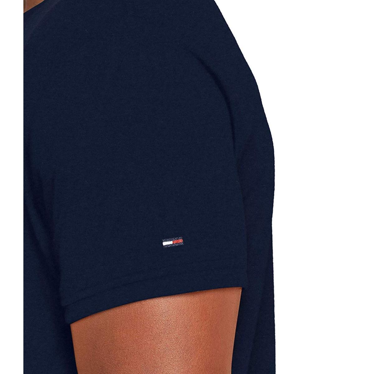 T-shirt Tommy Jeans in cotone biologico da uomo rif. DM0DM04528