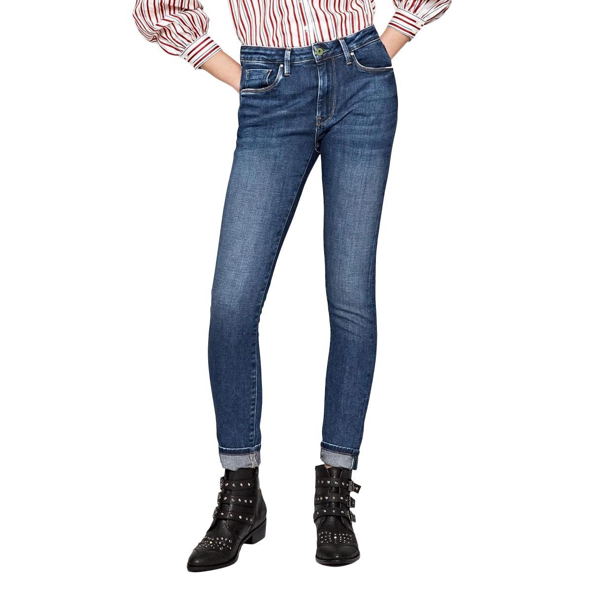 Jeans Pepe Jeans Regent skinny fit da donna rif. PL200398WT30 REGENT