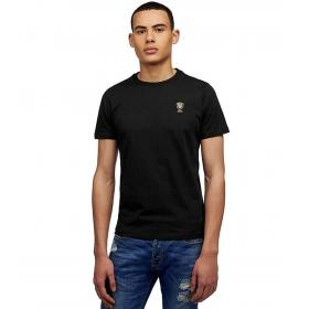 T-shirt Blauer con stemma sul petto da uomo rif. 19SBLUH02151 004547