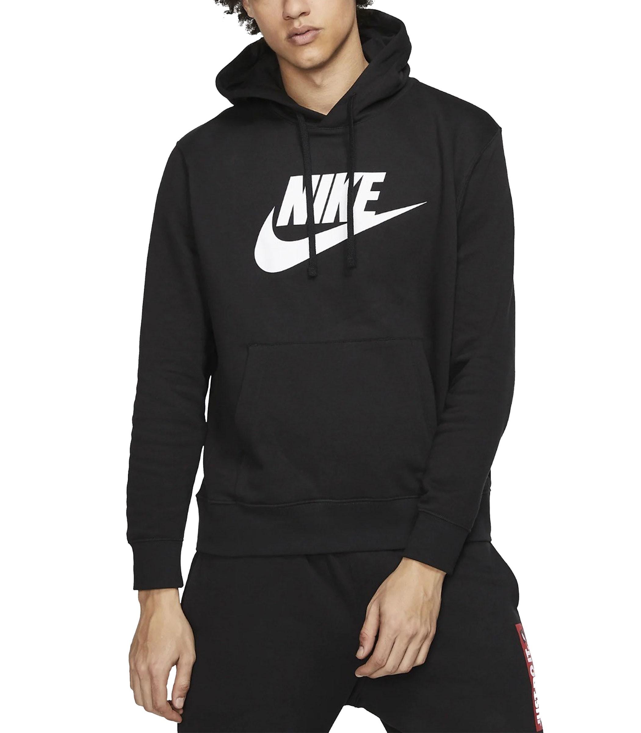 prezzo competitivo salvare vendite calde Felpa Pullover Nike Sportwear Club con cappuccio uomo rif ...