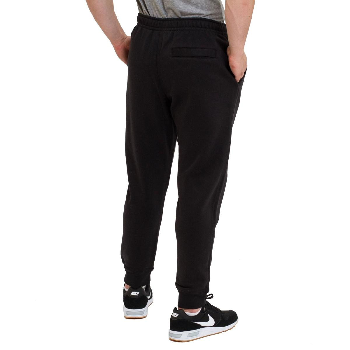 Pantaloni joggers Nike con stampa Just Do It da uomo rif. BV5099-010