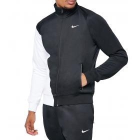 Giacca sportiva Nike Sportswear Swoosh bicolore da uomo rif. BV5287-010