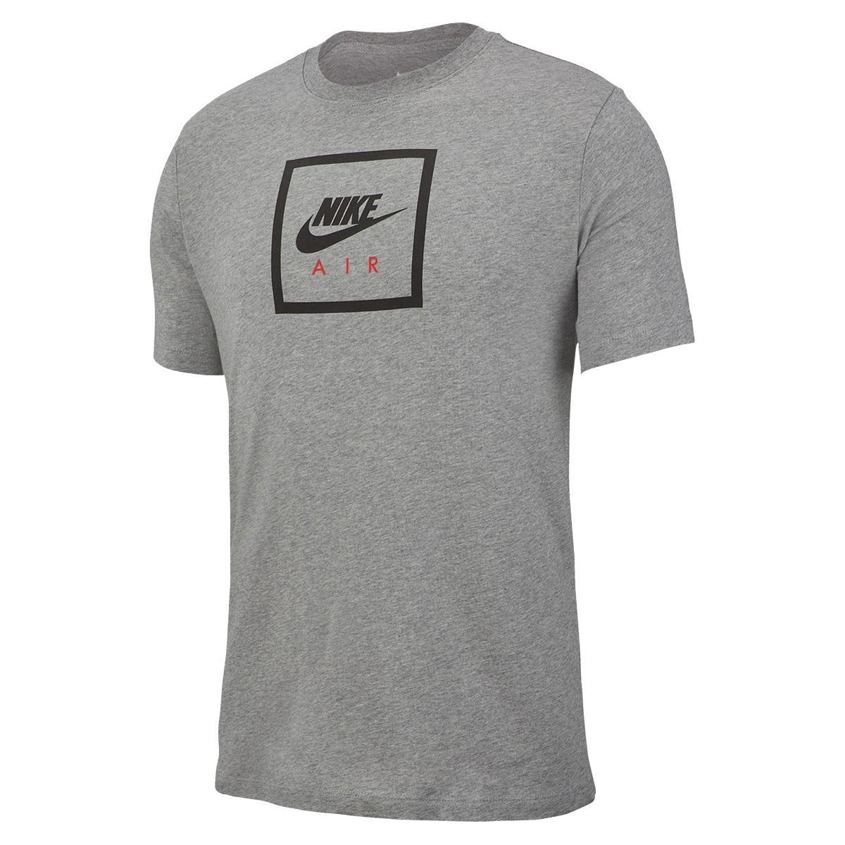 T-shirt Nike Air 2 con stampa sul petto da uomo rif. BV7639-063