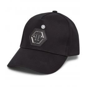 Cappello Philipp Plein Baseball cap original con logo unisex rif. MAC0354
