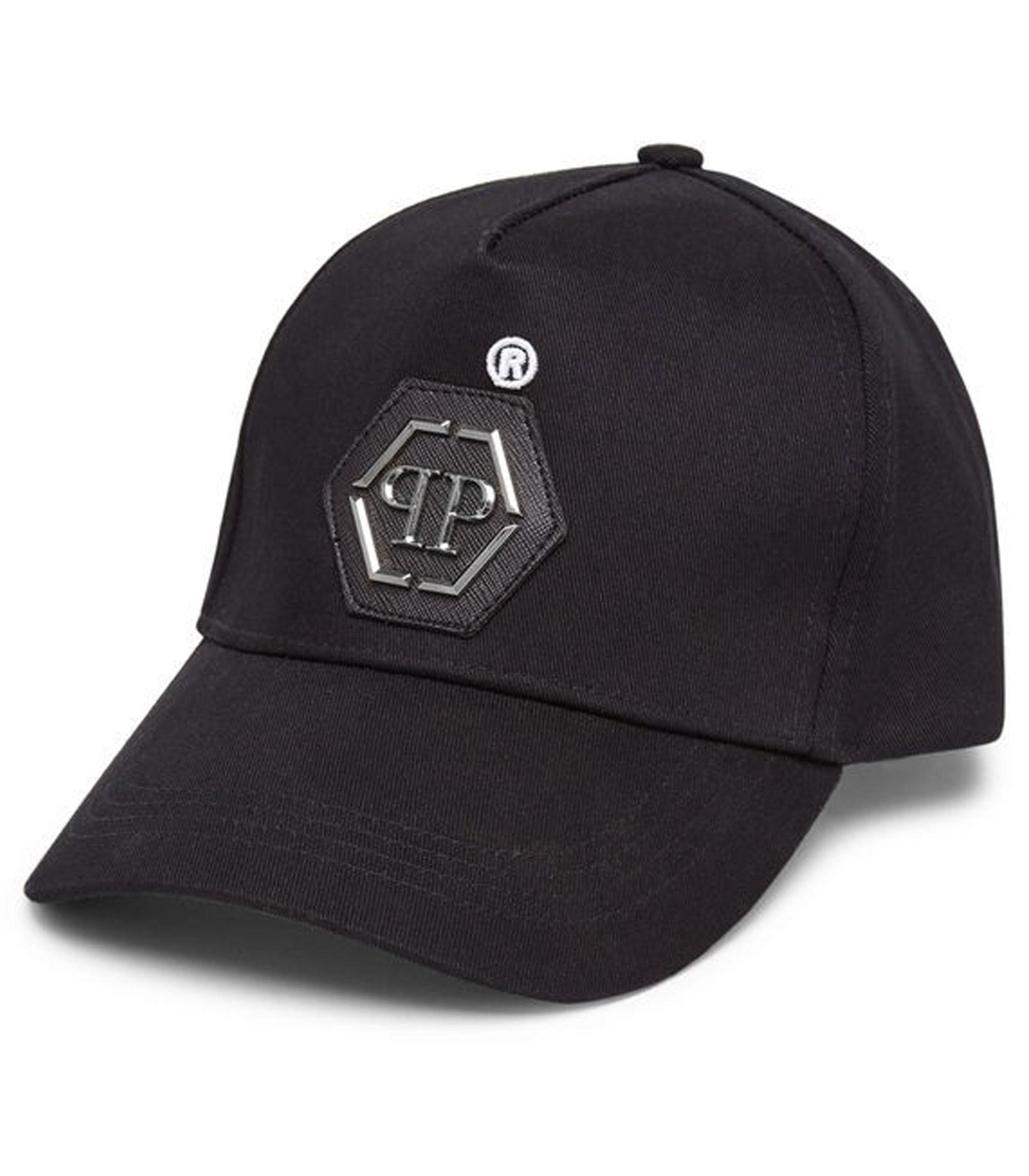 ordine il più economico acquista originale Cappello Philipp Plein Baseball cap original con logo unisex ...
