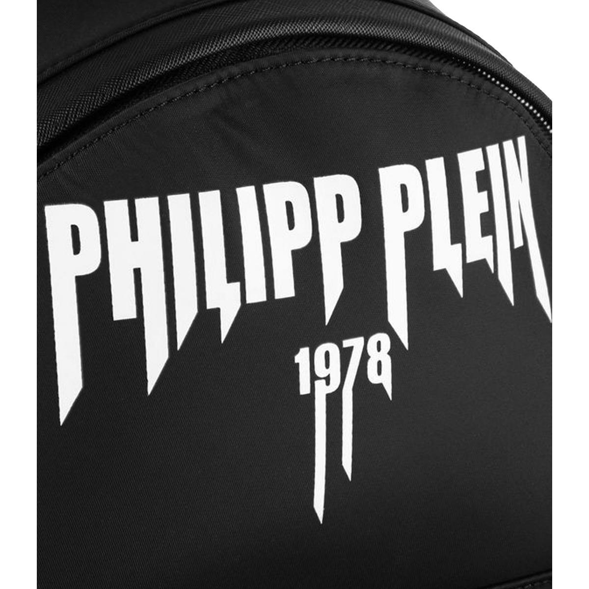 Zaino Philipp Plein Backpack Rock PP con stampa unisex rif. MBA0563