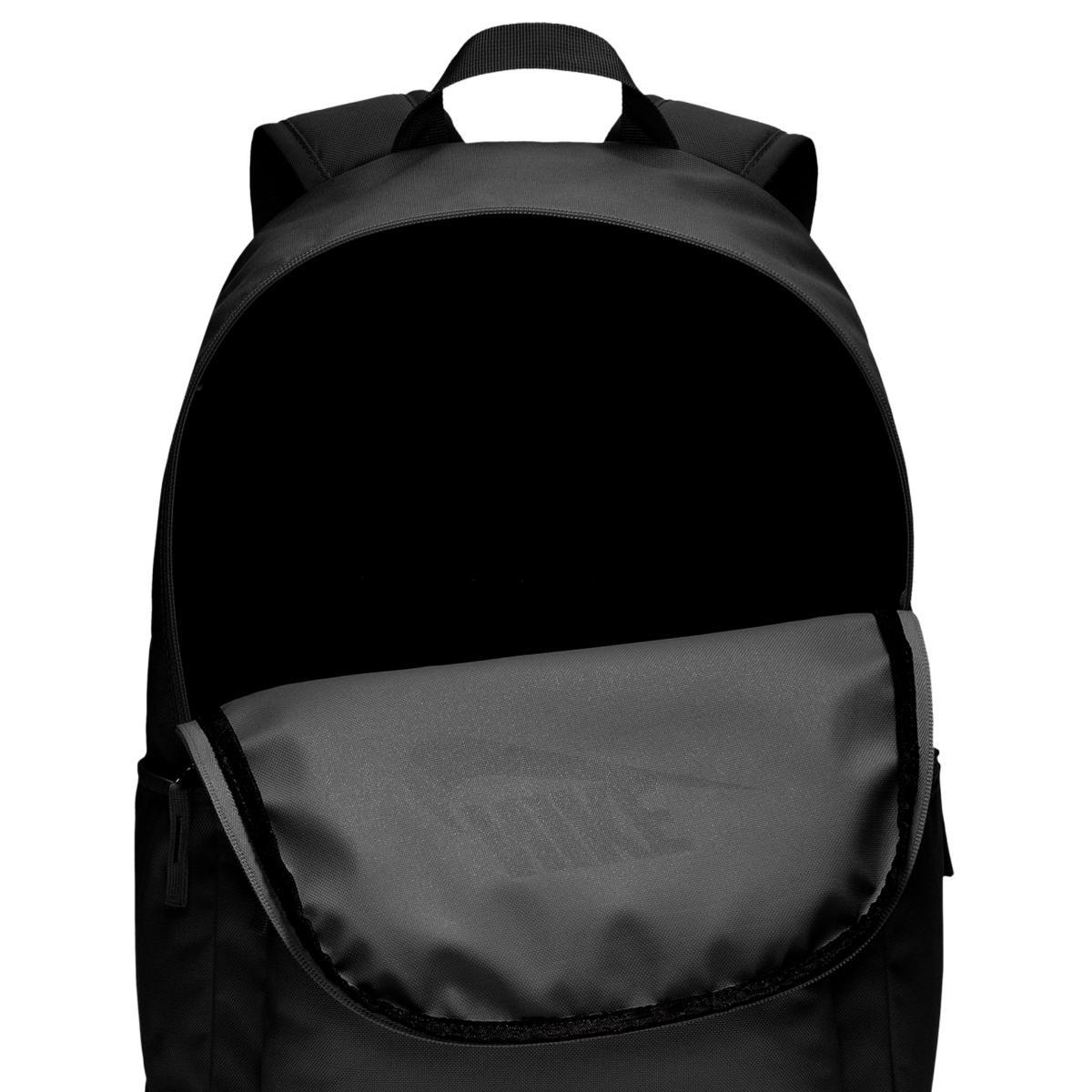 Zaino Nike Sportswear Heritage con stampa logo frontale unisex rif. BA5879