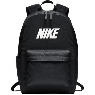 Zaino Nike Sportswear Heritage con stampa logo frontale unisex rif. BA6393-010