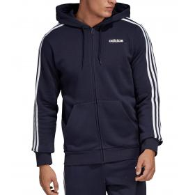 Felpa Adidas Track Jacket Essentials 3-Stripes da uomo rif. DU0475