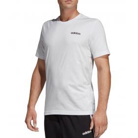 T-shirt girocollo Adidas Essentials Plain da uomo rif. DQ3089
