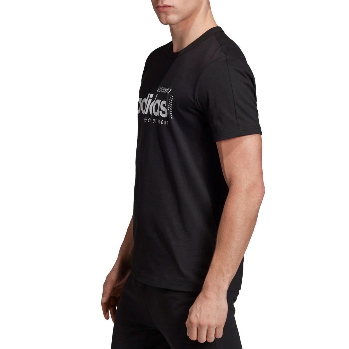 T-shirt Adidas Brilliant Basics da uomo rif. EI4623