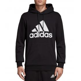Felpa con cappuccio Adidas Must Haves Badge of Sport da uomo rif. DQ1461