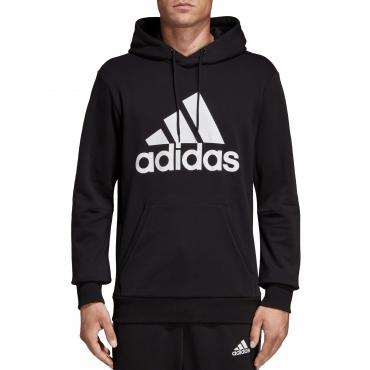 Felpa Adidas con cappuccio Must Haves Badge of Sport da uomo rif. DQ1461