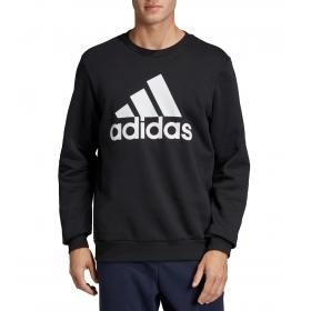 Felpa Adidas girocollo con stampa logo Must Haves Badge of Sport da uomo rif. EB5265