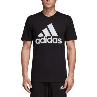 T-shirt Adidas girocollo Must Haves Badge of Sport da uomo rif. DT9933
