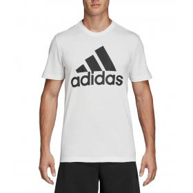 T-shirt Adidas girocollo con stampa Essentials 3-Stripes da uomo rif. DT9929