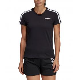 T-shirt Adidas girocollo Essentials 3-Stripes da donna rif. DP2362