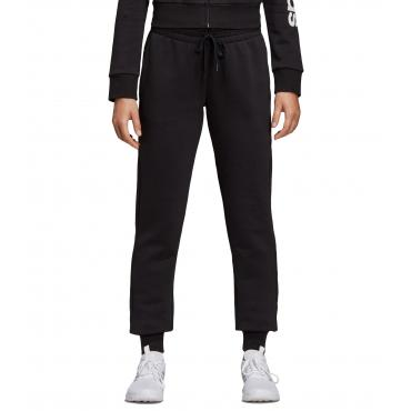Pantaloni tuta Adidas con stampa Essentials Linear Pants da donna rif. DP2399