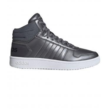 Scarpe Sneakers Adidas Hoops 2.0 Mid da donna rif. EE7856