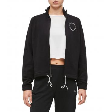 Giacca Calvin Klein Performance con zip integrale da donna rif. 00GWF9J425